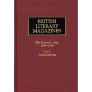 British Literary Magazines by Dolores Marsh