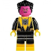 Lego DC Universe Super Heroes Space Sinestro Minifigure from 76025