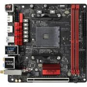 Placa de baza Fatal1ty X370 Gaming-ITX/ac, Socket AM4, mITX