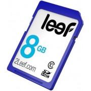 Card memorie Leef SDHC, 8GB, Clasa 10