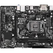 ASRock H81M-DGS (MATX/H81) Carte mère Micro ATX Intel Socket 1150 USB 3.0