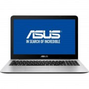 Laptop Asus Vivobook X556UQ-XX018D 15.6 inch HD Intel Core i7-6500U 4GB DDR4 1TB HDD nVidia GeForce 940MX 2GB Dark Blue