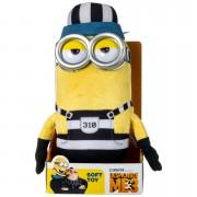 Despicable Me 3 Jail Tim Plush Toy - Medium