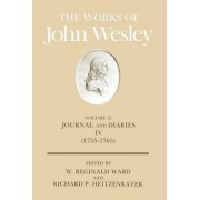 The Works: Journals and Diaries v.21 by John Wesley