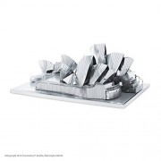Metal Earth 3D Laser Cut Model - Sydney Opera House