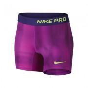 Nike Pro 7.5cm Allover Print (8y-15y) Girls' Training Shorts
