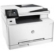 Multifunctional HP LaserJet Pro MFP M277n, A4, Fax, 18 ppm, ADF, Retea + Cablu imprimanta Omega OUAB1, 1.5m