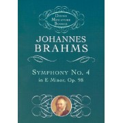 Johannes Brahms by Johannes Brahms