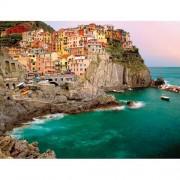 Puzzle cele cinci pamanturi - Italia, 2000 piese, RAVENSBURGER Puzzle Adulti