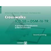 Cross-Walks ICD-10/DSM-IV-TR by Michael Schulte-Markwort