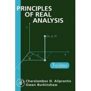 Principles of Real Analysis by Charalambos D. Aliprantis