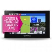 Garmin nüvi 2589LMT - Navigateur GPS - automobile -écran: 5 po - grand écran