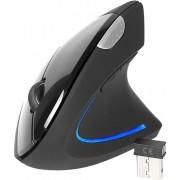 Mouse Wireless Tracer Flipper Nano RF (Negru)