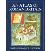 An Atlas of Roman Britain by Barri Jones