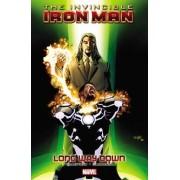 Invincible Iron Man: Long Way Down Volume 10 by Matt Fraction