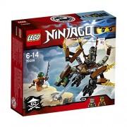 LEGO - Dragón de Cole, multicolor (70599)