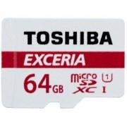Toshiba EXCERIA 64GB MICRO 48MB M301