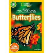 Great Migrations Butterflies by Laura Marsh