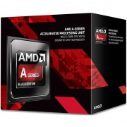 Procesor AMD A8-7670K Quad Core 3.6 GHz socket FM2+ Black Edition Quiet Cooler BOX