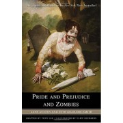Pride and Prejudice and Zombies: The Graphic Novel by Jane Austen