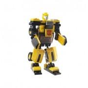 Transformers - Kre-O - Robot Et Véhicule À Construire - Bumblebee : 75 Pièces