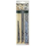 Bosch 2609256715 DIY - Set lame per sega a sciabola S922EF BIM / S644D HCS / S1111K HCS, 3 pezzi