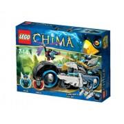 LEGO Legends Of Chima - Set de juego Eglor's Twin Bike (70007)