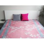 Ágytakaró 200x240 - Rózsaszín