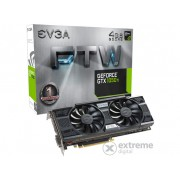 Placa video EVGA nVidia GTX 1050 Ti 4GB DDR5 FTW Gaming ACX 3.0 - 04G-P4-6258-KR