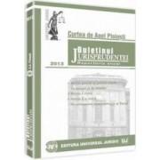 Buletinul Jurisprudentei 2013 Curtea De Apel Ploiesti