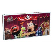 Muppets Collectors Edition Monopoly Board Game by USAopoly