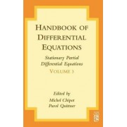 Handbook of Differential Equations: Stationary Partial Differential Equations by Michel Chipot