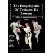 THE ENCYCLOPAEDIA OF TAEKWON-DO PATTERNS, Vol 3 by Stuart Anslow Paul