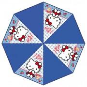 Hello Kitty félautomata esernyő