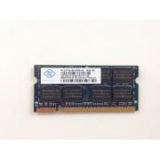 Nanya 2Go RAM DDR2 PC Portable SODIMM NT2GT64U8HD0BN-AD PC2-6400 800MHz