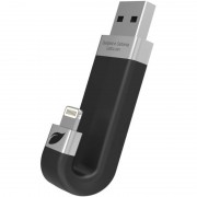 Memorie USB Leef iBridge OTG 64GB USB 2.0 Black