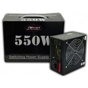 Inter-Tech SL-550 550W ATX Nero