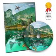 Multimedialny Atlas do Przyrody. Świat i kontynenty