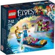 Конструктор Лего Елфи - Гондолата на Naida и гоблинът крадец - LEGO Elves, 41181