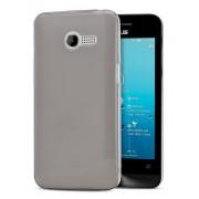 Husa protectie spate Vetter Soft Pro Crystal Series pentru Asus Zenfone 4 - Black