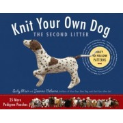 Knit Your Own Dog: The Second Litter by Sally Muir