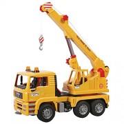 Bruder 2754 MAN- Camion con gru