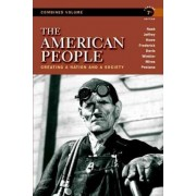 The American People: Concise Edition, Combined Volume by Gary B. Nash