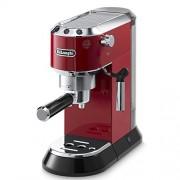 DeLonghi EC 680.R - Cafetera (acero inoxidable, capacidad 1 litro, anti goteo), color rojo