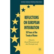 Reflections on European Integration by David Phinnemore
