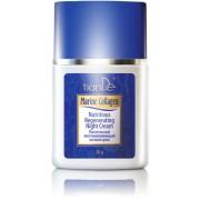 Подмладяващ възстановяващ нощен крем, Marine Collagen, 30 ml