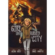 The Girl Who Owned a City Graphic Novel by Trina Robbins