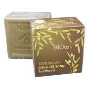 Olivtvål, naturell doftfri grekisk badtvål, 200 gr.