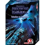 Abacusspiele 13093 - Race for the Galaxy - Rebellen vs. Imperium, seconda espansione [importato dalla Germania]