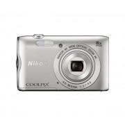 Nikon Coolpix A300 (srebrny) - szybka wysyłka! - Raty 20 x 28,95 zł